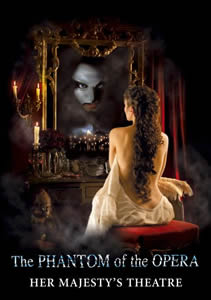Phantom of the Opera: guide to the film/movie and musical