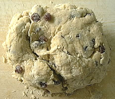 how to make scottish fruit scones