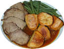 Roast Lunch (c) ukstudentlife.com