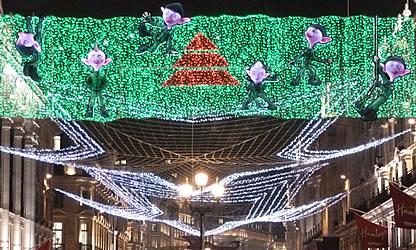 Outside Christmas Lights Ideas