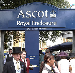 royal ascot enclosure