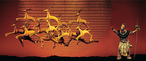 Lion King Musical Tickets And Show Guide Lyceum Theatre London