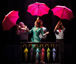 The Umbrellas of Cherbourg, Gielgud Theatre, London - Reviews