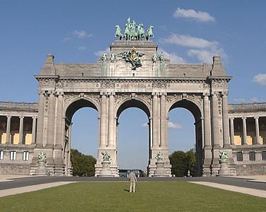 Arc de Triomphe - Brussels