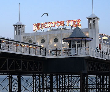 Brighton Pier for sale