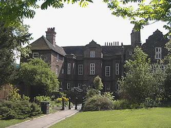 Restoration House (Satis House In Great Expectations)