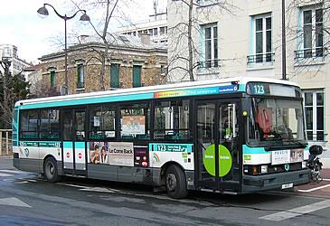 Guide for visitors to paris - Bus 351 paris ...