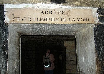 Tour Of Montparnasse In Paris Tower Cemetery And Catacombs